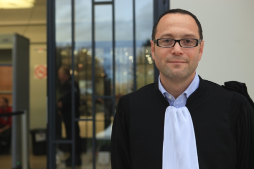 Denis Benayoun, avocat au barreau de Toulouse