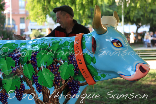cow parade a toulouse